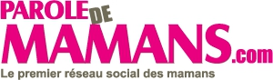 Logo Parole de mamans