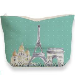 Trousse Paris menthe (prix mini, prix départ 22,50€)