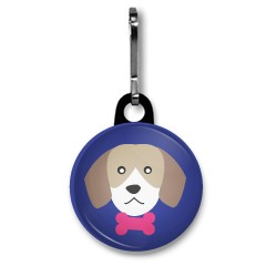Médaille blue dog
