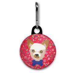 Médaille chihuahua liberty